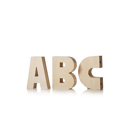 ABC Set of Three Storage Boxes