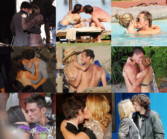 Best of 2010 Poll Pick Your Favourite Celebrity PDA Picture of the Year