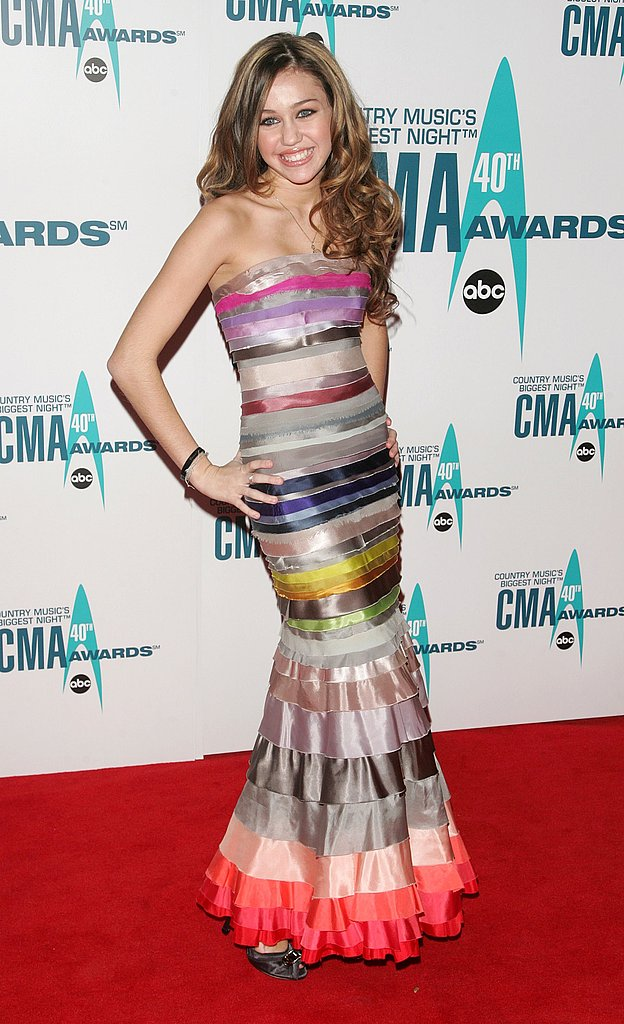 November 2006: Country Music Awards