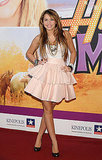 April 2009: Hannah Montana Premiere in Madrid