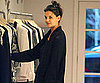 Slide Picture of Katie Holmes Shopping at Stella McCartney