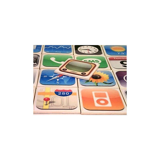 iPhone App Coasters ($40)