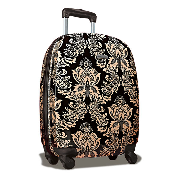 Gifts For Her: Famous Label Luggage