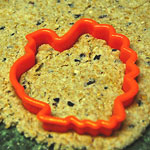 Turkey and Cranberry Dog Treat Recipe