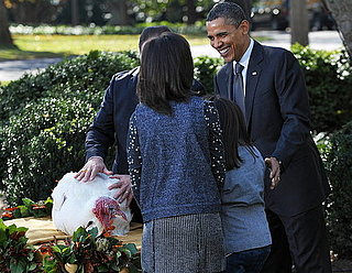 Obama Pardons Turkey For Thanksgiving