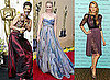 Elie Saab Exhibition at Harrod's In London. See Fab's Ten Favourite Elie Saab Celebrity Red Carpet Looks.