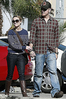 Pictures of Reese Witherspoon and Jim Toth Shopping in LA