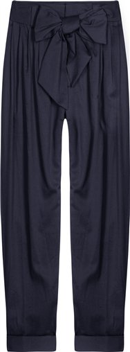 Marc By Marc Jacobs Pleated Pants With Bow Detail ($224, originally $324)