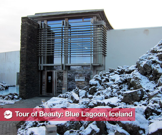 Take a Journey to Iceland's Blue Lagoon Spa