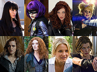 Best Tough Girls From Movies 2010