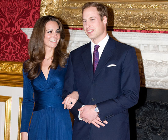 Prince William Announces Engagement