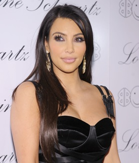 Kim Kardashian Top Bing Search of 2010