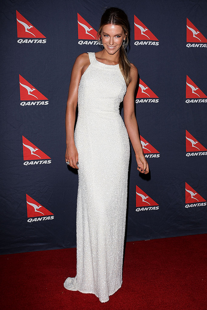 November 2010: Qantas 90th Anniversary Gala Dinner