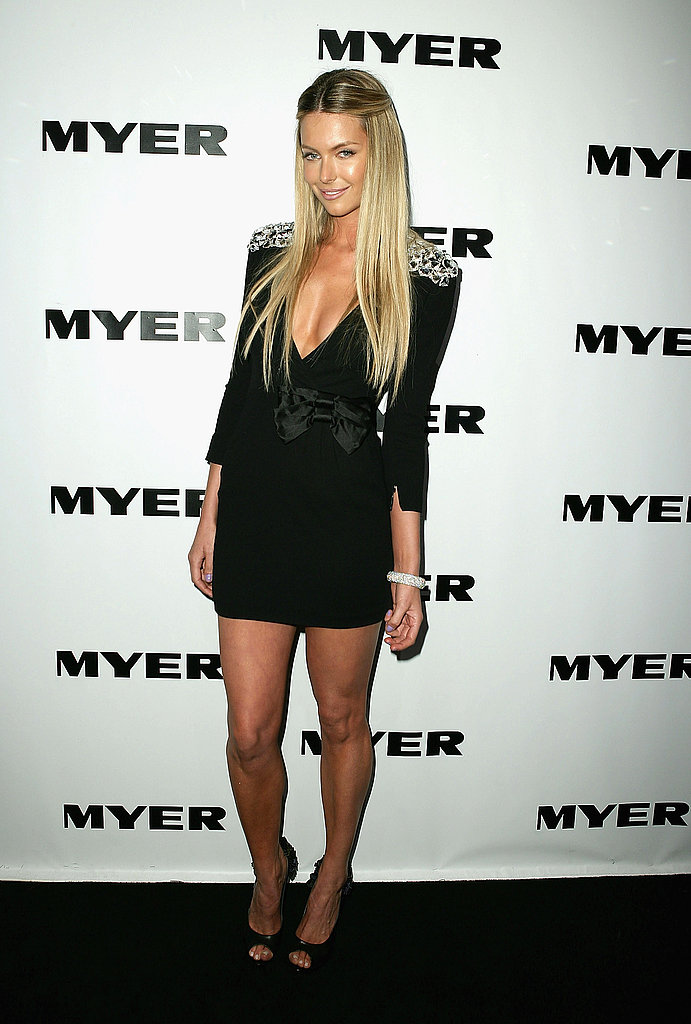 August 2009: Myer Spring/Summer Collection Launch