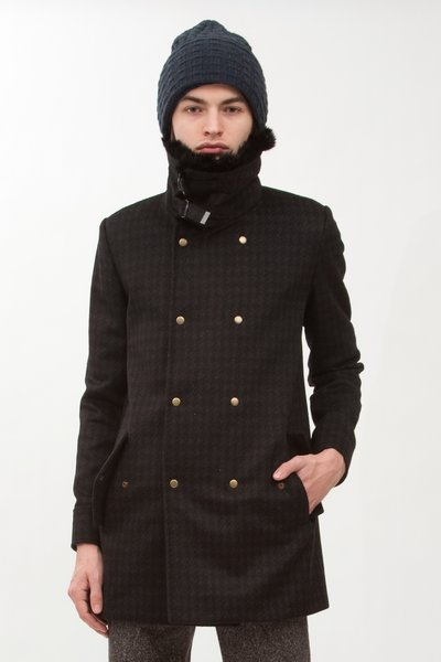 Opening Ceremony Funnel Neck Coat ($518, originally $740)