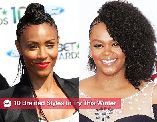10 Protective Braided Styles to Try This Winter