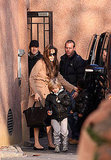 Pictures of Angelina Jolie and Shiloh Jolie-Pitt