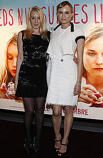 Pictures of Diane Kruger at Lily Sometimes Premiere in Paris 2010-11-30 14:00:00