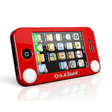Etch a Sketch iPhone 4 Case ($25)