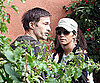 Slide Picture of Halle Berry and Olivier Martinez at Lunch in LA