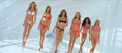 Watch the Extended 2010 Victoria's Secret Holiday Commercial
