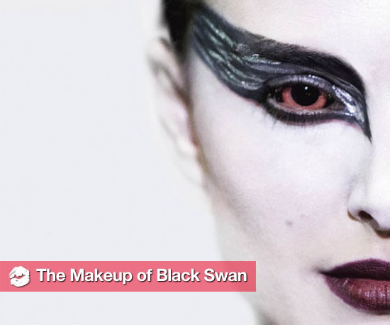 The Makeup Used in Black Swan 2010-12-01 13:11:05