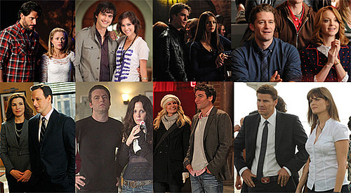 Hottest Sexual Tension on TV in 2010 Poll