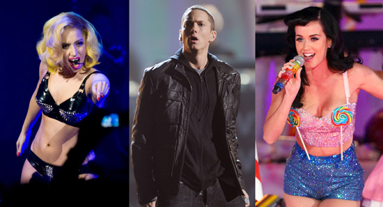 2011 Grammy Nominees Full List