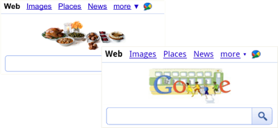 Google Mobile Doodles