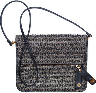 Mayle Tweed Coco Bag, $295