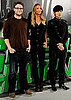 Pictures of Cameron Diaz, Seth Rogen, and Jay Chou at the Green Hornet Photo Call in Madrid 2010-12-02 15:00:19