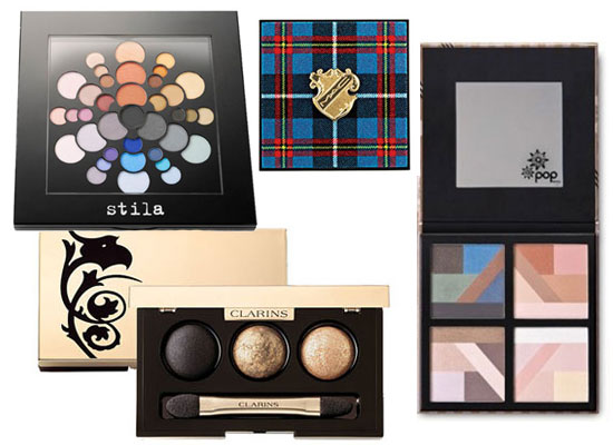 Bella's Xmas Gift Guide: Pretty Palettes for a Mad Makeup Fan!