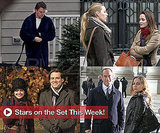 Matt Damon, Jim Carrey, Blake Lively and More in Stars on Set This Week