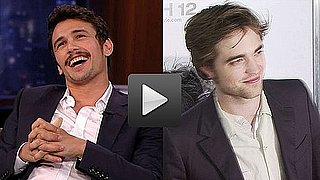 James Franco Denied Breaking Dawn Role and Duet With Robert Pattinson