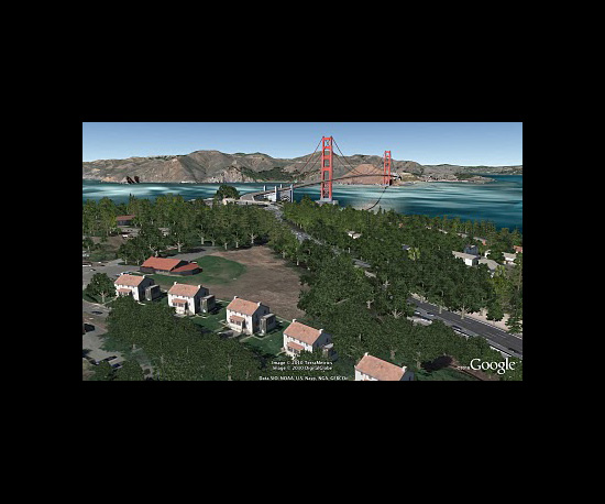 Google Earth 6 Arrives With 3D Trees