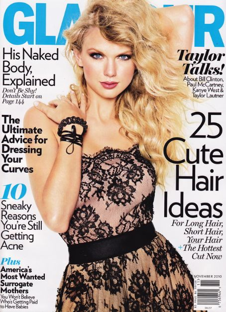 November 2010: US Glamour Magazine