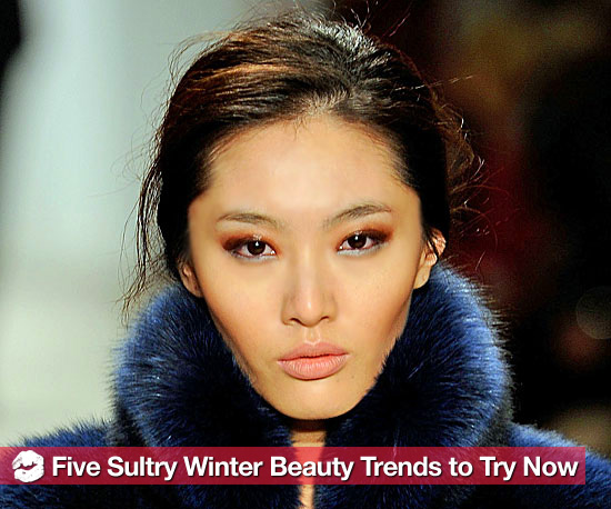 5 Sultry Winter Hair and Makeup Trends to Try Now