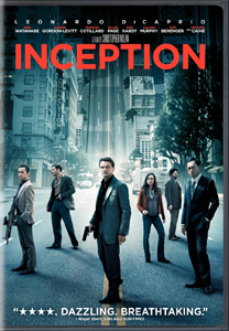 Inception and Shrek Forever After Available on DVD