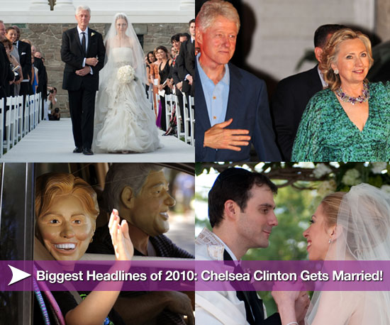 Chelsea Clinton and Marc Mezvinsky gave America its own version of a royal