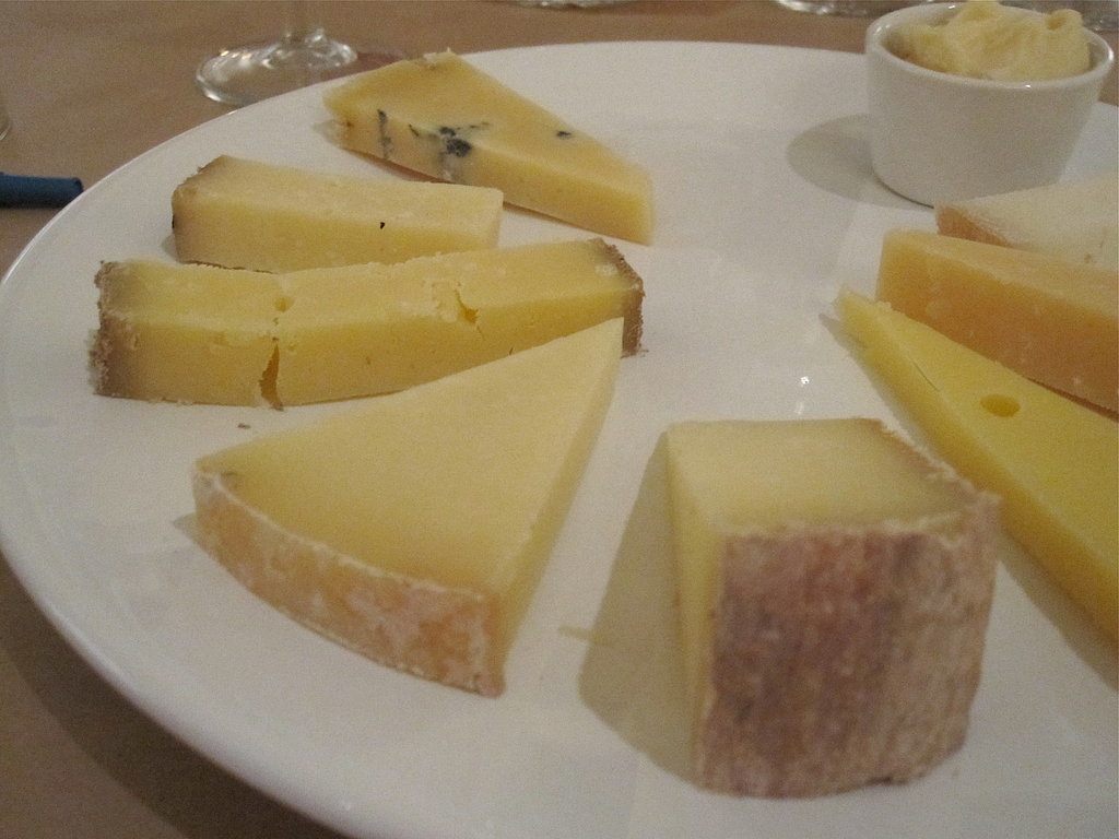 Cheeses From Wisconsin