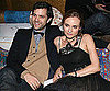 Slide Picture of Joshua Jackson and Diane Kruger at Chanel Show in Paris