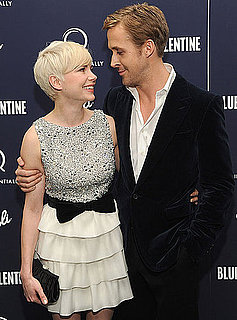 Pictures of Ryan Gosling, Blake Lively, and Michelle Williams at NYC Blue Valentine Screening