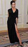 Pictures of Victoria Beckham at the British Fashion Awards in London