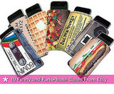 Handmade Etsy iPhone Sleeves