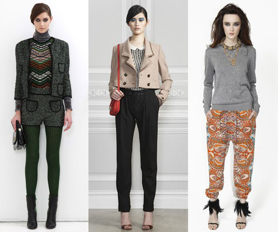 Don't Wait, Start Mimicking These 10 Chic Pre-Fall 2011 Looks Now!