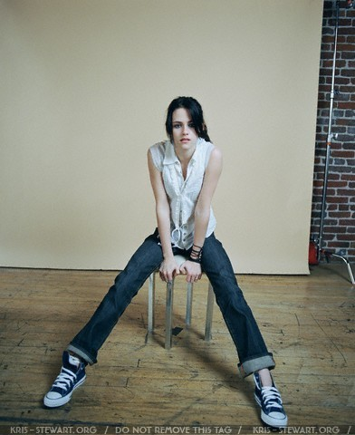 Kristen Stewart Photoshoot on Kristen Nylon Magazine Photoshoot Outtakes Photo 9