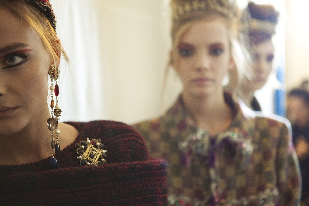 Chanel Brings Byzantine to Paris with Pre-Fall 2011 Collection