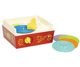 Did You Have a Fisher-Price Music Box Record Player?