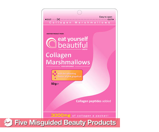 5 Rather Misguided Beauty Products