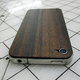 Wood iPhone Skin ($10)